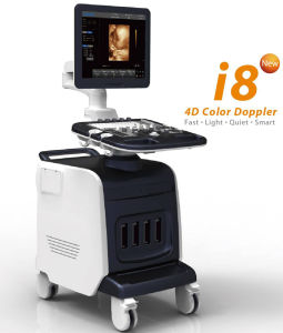 Med-Du-I8 4D Color Doppler Ultrasound Scanner, Chison Ultrasound pictures & photos
