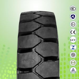 Made in China High Quality Forklift Tire pictures & photos