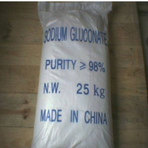 Sodium Gluconate98%Min as Concrete Admixtures pictures & photos