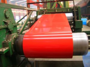 CGCC Grade Paint 20/10 Ral 8017 Color PPGI Coil pictures & photos