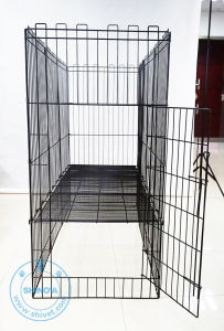 Two-Way Dog Cage & Play Pan (CG169) pictures & photos