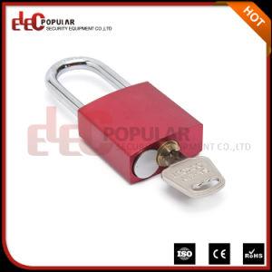 Keyed Alike Hardened Chrome Steel Shackle Aluminium Padlocks (EP-8522A) pictures & photos