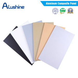 4mm Fireproof Wall Cladding Acm ACP Aluminum Composite Panel pictures & photos