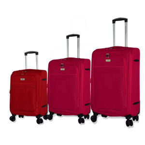 Fashion 600d Polyester 3PCS Luggage Set pictures & photos
