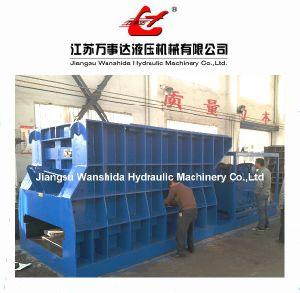 Horizontal Waste Metal Shear Machine