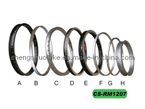 Durable and Best Quality Bicycle Rim (CS-RM1207) pictures & photos