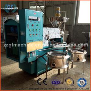 Spiral Sesame Oil Extruder Machine pictures & photos