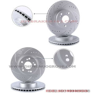 ECE, E1, ISO/Ts16949 Certificate Disc Brake for Ford pictures & photos