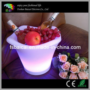 LED Ice Bucket (BCR-917B) pictures & photos