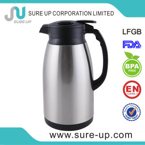 Hot Sales and Vacuum Hotel Glass Inner Pot Flask Jug (JGFL) pictures & photos