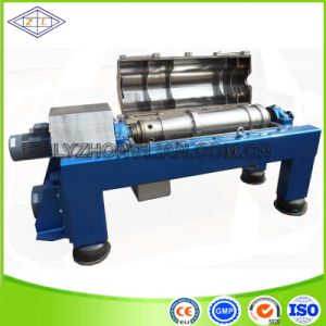 Automatic Continuous Discharge Decanter Separator for Water Treatment pictures & photos