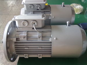 3/4 ~ 60HP Three Phase Clutch Motor pictures & photos