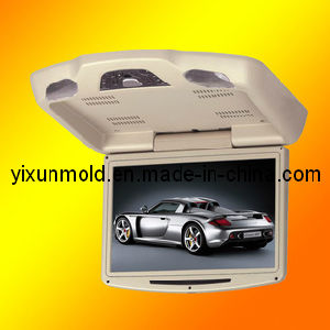 Automobile LCD Panel Bottom Case Injection Mould pictures & photos