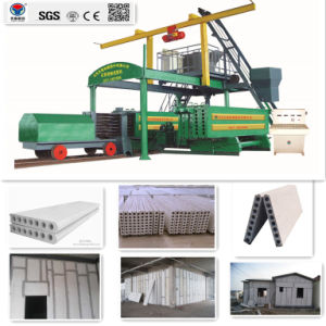 Lightweight Gypsum Partition Wall Panel/Board Making Machine/Equipment pictures & photos