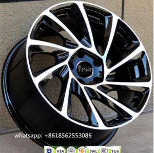 Black 5*120 Car Alloy Wheel for BMW Replica Wheel Rims pictures & photos