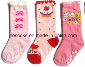 2017 Hot Selling Children Cotton Cartoon Socks (DL-PS-78) pictures & photos