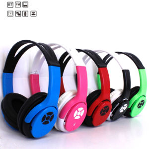 High Quality Wireless Bluetooth Headset (BH-5800) pictures & photos