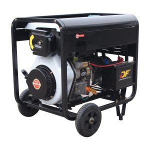Yarmax 4kw Portable Silent Diesel Welding Generator Pretty Price Supplier pictures & photos