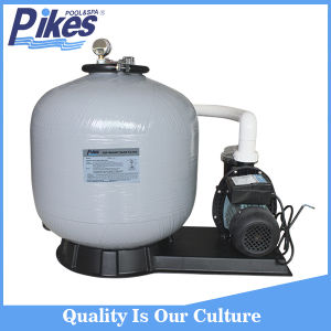 Newly Aqua Swimming Pool Sand Filter with Pump pictures & photos