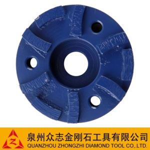 Brazed Triangle-separated Grinding Wheels - 1