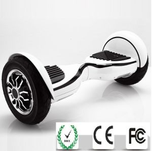 Hot Sales Two Wheels Hoverboard Self Balancing Electric Scooter with Bluetooth LED 10 Inch pictures & photos