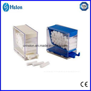 Pressure Type Cotton Roll Plastic Dispenser pictures & photos