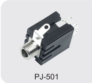 6.36 Phone Jack (PJ-501) pictures & photos