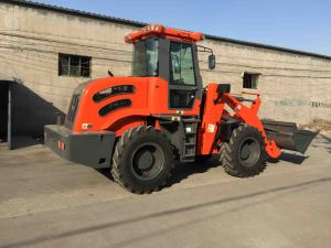 Hzm930 2.8ton 2800kg Loading Loader Shovel Loader Hot Sale pictures & photos