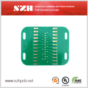 Double Sided HASL Lead Free Plain PCB Board pictures & photos
