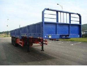 Sinotruk Cargo Semi-Trailer for Sale (QDZ9401) pictures & photos