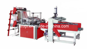 Double Layer Auto Punching Bag Making Machine (GFQ)