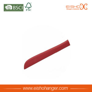 Red Paint Wood Hangers for Clothes (WL8003A) pictures & photos