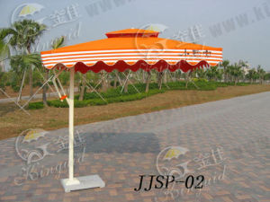 Outdoor Umbrella, Side Pole Umbrella, Jjsp-02 pictures & photos