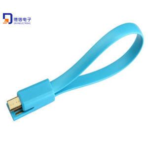 Best Selling 20cm Flat Magnetic Micro USB Cable pictures & photos