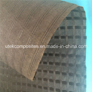 Nonwoven Geotextile Backed Polyester Geogrid for Reinforcing Pavement pictures & photos