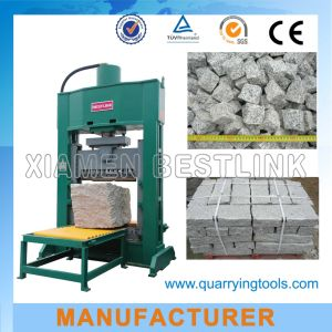 Hydraulic Paving Block Cutting Machine for Rock pictures & photos