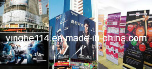 Solvent Ink and Oil Base Ink Printing Media Outdoor Banner pictures & photos