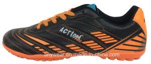 Men′s Soccer Football Outdoor Shoes Indoor Footwear (815-6462) pictures & photos