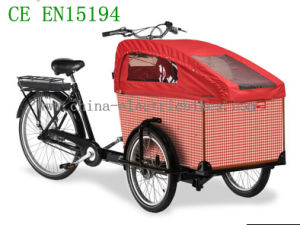 4 Seat Cargo Bikes with CE (DT-015) pictures & photos