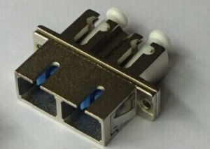 LC Sc Hybrid Optical Coupler Female Duplex/Simplex Fiber Optic Adapter pictures & photos