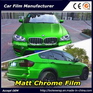 Car Film, Matt Chrome Film, Car Wrap Vinyl Film pictures & photos