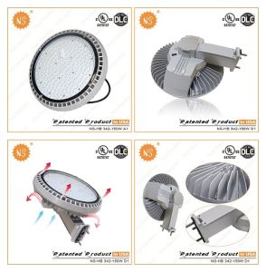 UL (E478737) /cUL/Dlc IP65 Meanwell 90degree 30~200W LED High Bay pictures & photos