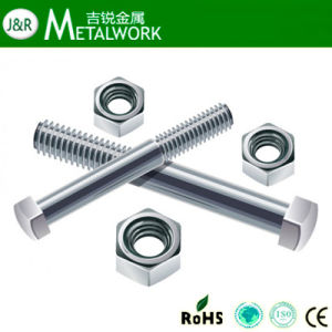 Hex Bolt and Nut pictures & photos
