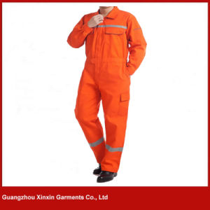 Best Quality Protective Industrial Work Clothes Uniform (W175) pictures & photos