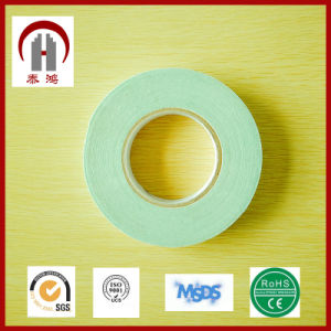 Strong Adhesion Adhesive Double Sided Foam Tape pictures & photos