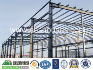 China Professional Supplier/Low Cost Prefabricated Building pictures & photos