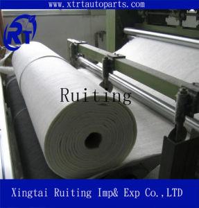 Silica Fiberglass Needle Mat