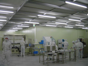 Class300, 000 Cleanroom for Industry