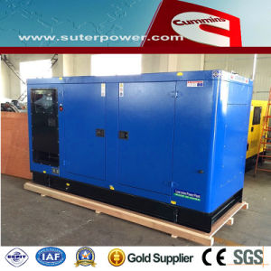 CE Approved 400kVA Silent Diesel Generator with Cummins Engine