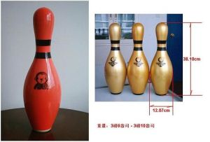 Glow Bowling Pin pictures & photos